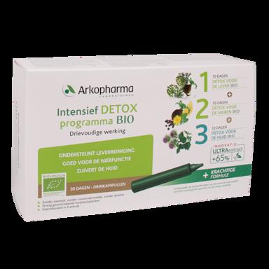 Arkopharma Intensief Detox Programma Bio (30 Ampullen)