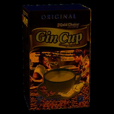 Gin Cup Regulier (10 zakjes)