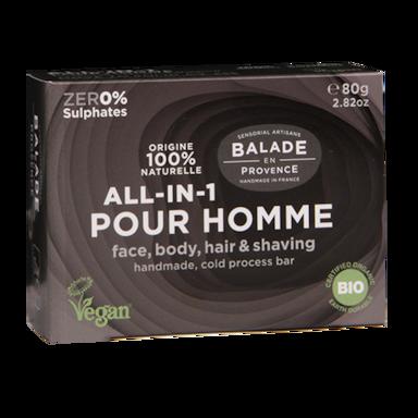 Balade En Provence Savon tout-en-un pour hommes (80 g)