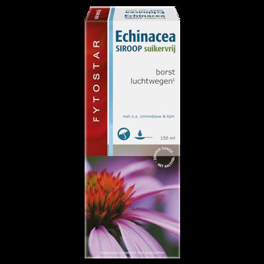 Fytostar Echinaceasiroop Suikervrij (150ml)