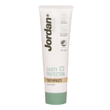 Jordan Green Clean Tandpasta Cavity Protection (75ml)