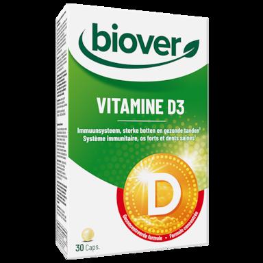 Biover Vitamine D3 Capsules