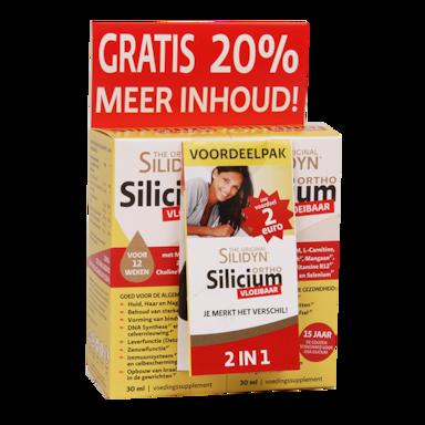 Vedax Silidyn Silicium Druppels (60ml)