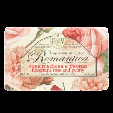 Nesti Dante Florentine Rose & Peony Soap