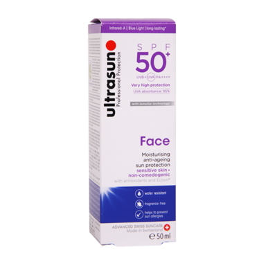 Ultrasun Face SPF50+ (50ml)