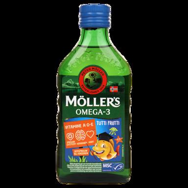 Möller's Omega-3 Tutti Frutti (250ml)