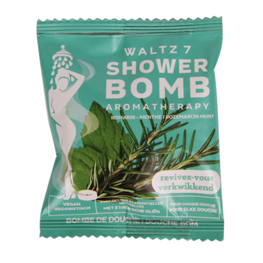 Waltz 7 Shower Bomb Rozemarijn Munt