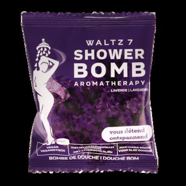 Waltz 7 Shower Bomb Lavendel