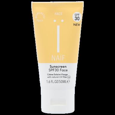 Naif Sunscreen Face SPF30 (50ml)