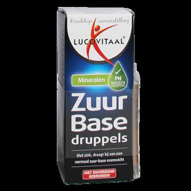 Lucovitaal Zuur Base Druppels (30ml)