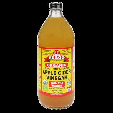 Bragg Apple Cider Vinegar Troebel Bio (946ml)