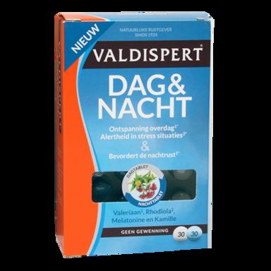 Valdispert Dag & Nacht (2x30 Tabletten)
