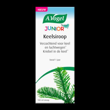 A.Vogel Keelsiroop Junior (100ml)