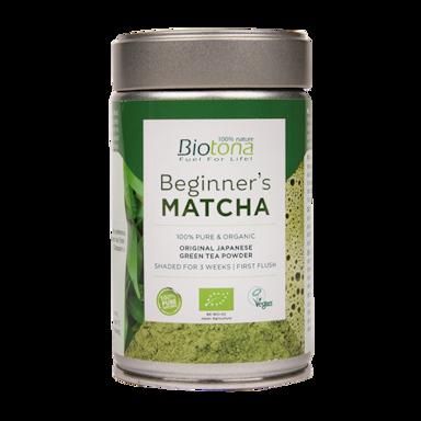 Biotona Beginner's Matcha Bio (80 g)