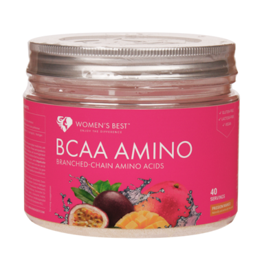Women's Best BCAA Amino Passion Mango (200gr)