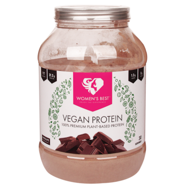 Women's Best Vegan Protein Chocolate (900gr)