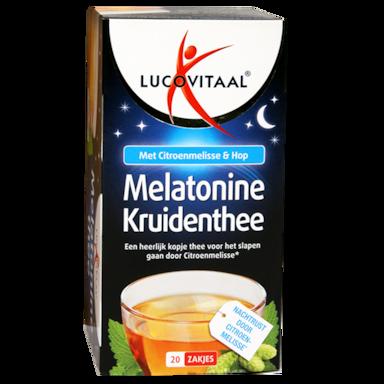 Lucovitaal Melatonine Kruidenthee (20 Theezakjes)