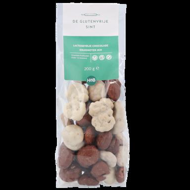 Holland & Barrett Glutenvrije/Lactosevrije Chocolade Kruidnoten Mix (200gr)