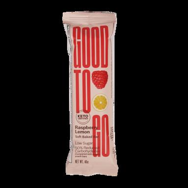 Good To Go Raspberry Lemon Keto Bar (40gr)