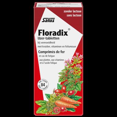Floradix IJzer (84 Tabletten)