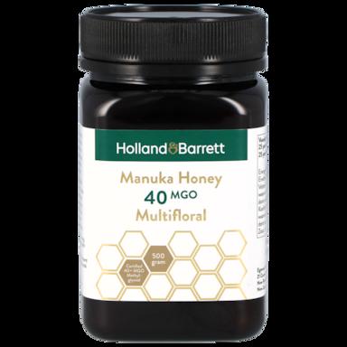Holland & Barrett Manuka Honey Multifloral MGO 40 (500gr)