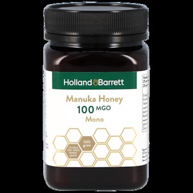 Holland & Barrett Manuka Honey Multifloral MGO 100 (500gr)