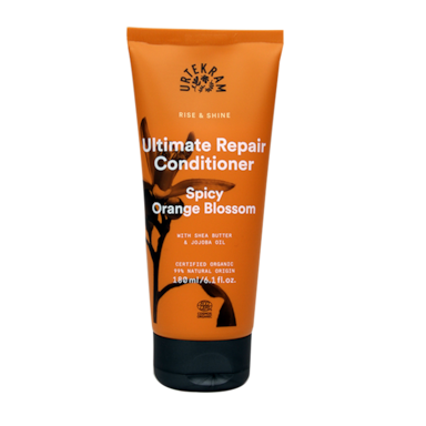 Urtekram Rise & Shine Ultimate Repair Conditioner Spicy Orange Blossom (180ml)