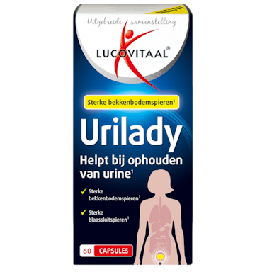 Lucovitaal Urilady (60 Capsules)