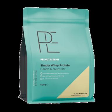 PE Nutrition Simply Whey Protein Vanilla (600gr)