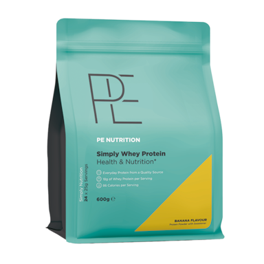 PE Nutrition Simply Whey Protein Banana (600gr)