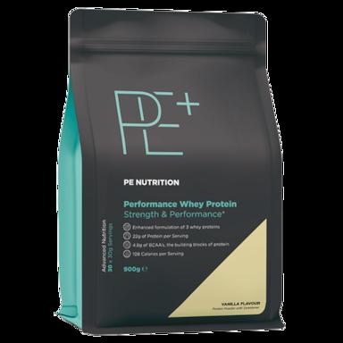 PE Nutrition Performance Whey Protein Vanilla (900gr)