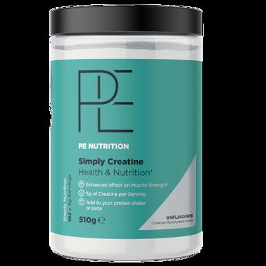 PE Nutrition Simply Creatine (510gr)