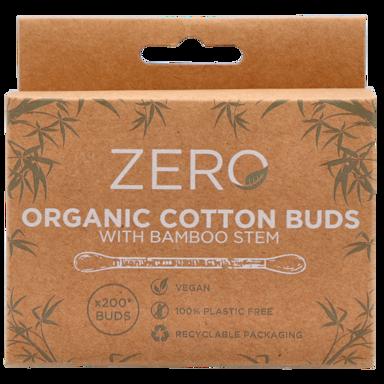 ZERO Organic Cotton Buds (200 buds)