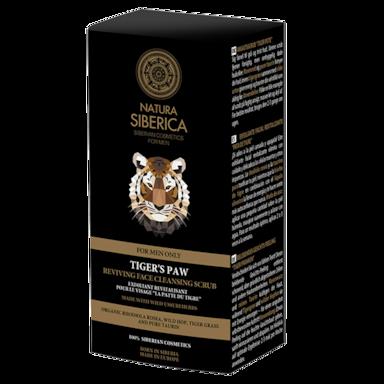 Natura Siberica For Men Reviving Face Cleansing Scrub (150ml)