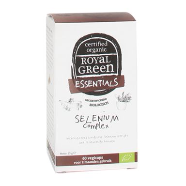 Royal Green Selenium Complex Bio (60 Capsules)