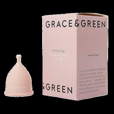 Grace & Green Period Cup Menstruatiecup Maat A