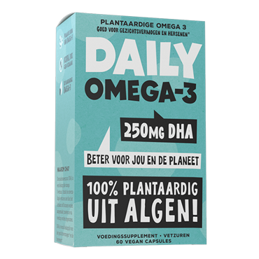 Daily Supplements Daily Omega-3 met DHA (60 Capsules)