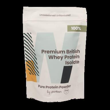 Purition Premium British Whey Protein Isolate (200gr)