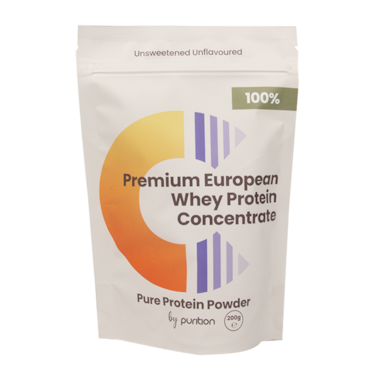 Purition Premium European Whey Protein Concentrate (200gr)