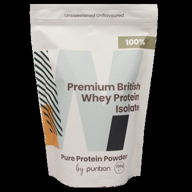 Purition Premium British Whey Protein Isolate (700gr)