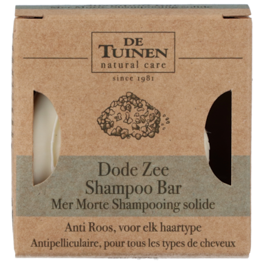 De Tuinen Dode Zee Shampoo Bar