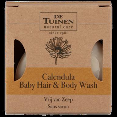 De Tuinen Calendula Baby Hair & Body Wash