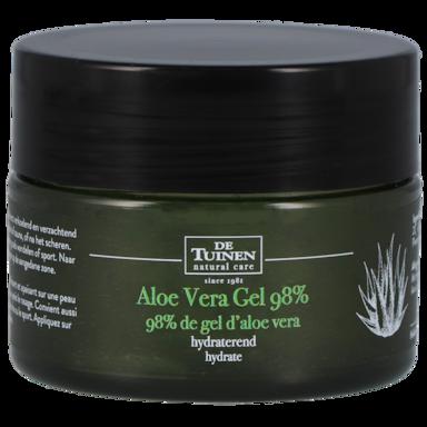De Tuinen Aloe Vera Gel 98% (120ml)