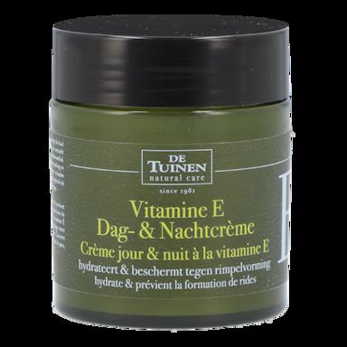 De Tuinen Vitamine E Dag- & Nachtcrème (120ml)