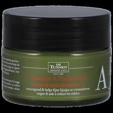 De Tuinen Vitamine A Nachtcrème (50ml)