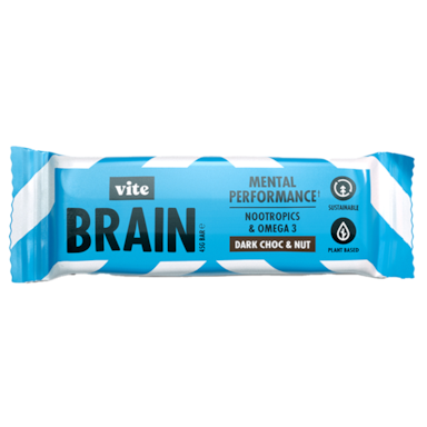 Vite Brain Mental Performance  Dark Chocolate & Nut (45gr)