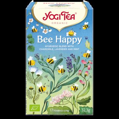 Yogi Tea Bee Happy Bio (17 sachets)