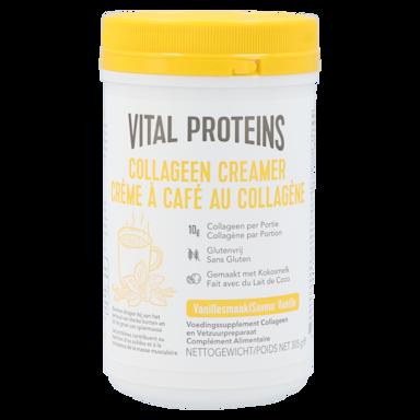 Vital Proteins Collageen Creamer Vanille (305gr)