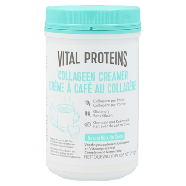 Vital Proteins Collageen Creamer Kokos (305gr)