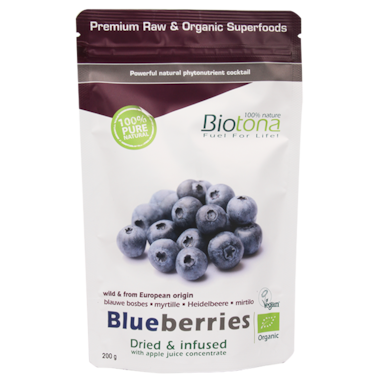 Biotona Bio Blueberries (200gr)